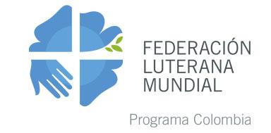 9. Cooperantes, LOGO FEDERACIÓN LUTERANA MUNDIAL